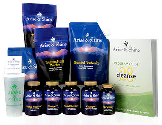Arise and Shine Cleanse 28